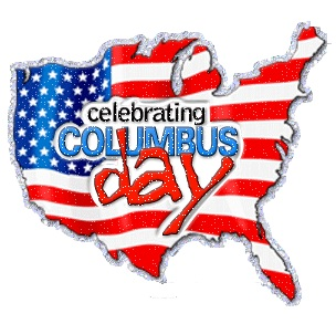 Celebrating columbus day 2016